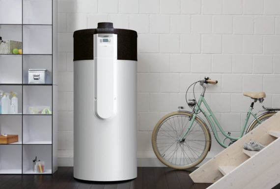 Pompe di calore per acqua calda sanitaria