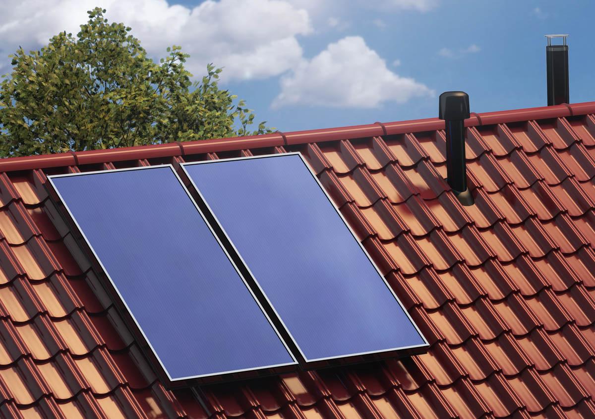 Come ammortizzare il costo di un impianto solare termico