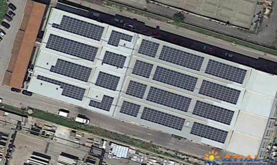 Fotovoltaico Aprilia