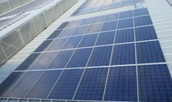 Impianto fotovoltaico Aprilia