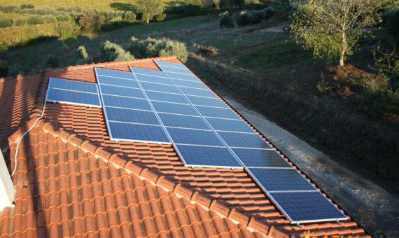 Fotovoltaico casa Pomezia