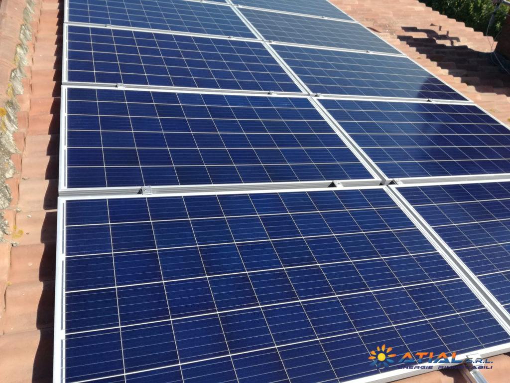 Roma – Fotovoltaico