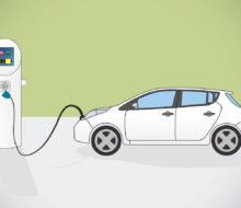 La diffusione delle auto elettriche in Italia