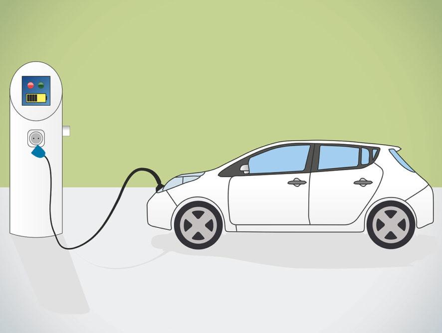 Colonnine per ricaricare auto elettriche in casa
