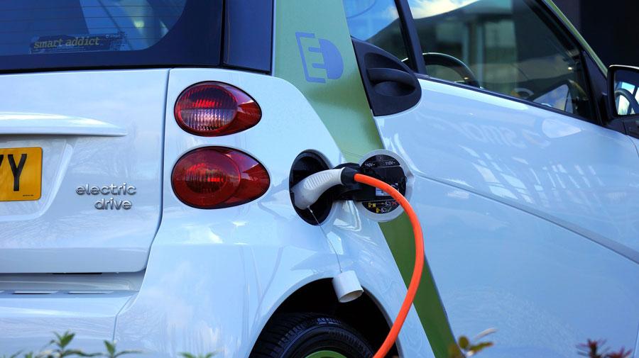 Ricarica privata domestica di auto elettriche